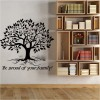 Tree Of Life Wall Quote Decals
