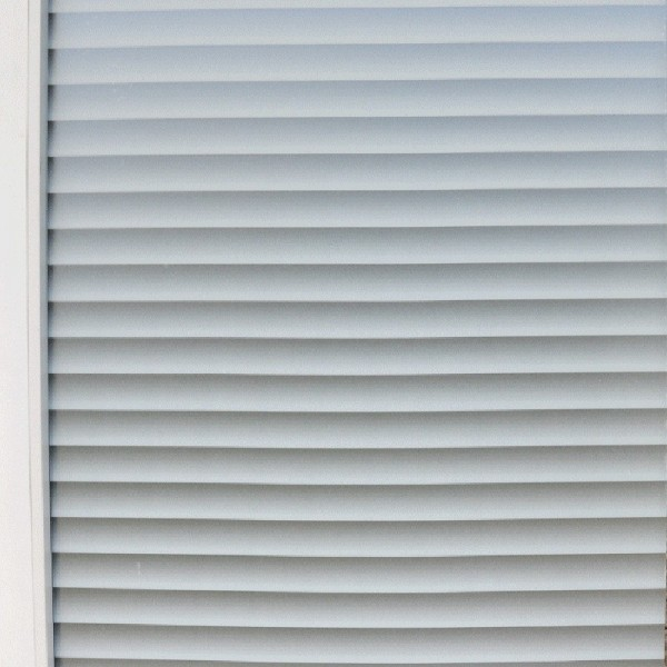 Static Cling Decorative Blinds Window Film Frosted Privacy Glass Film
